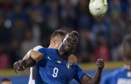 Pada Debut Saat Marseille yang Kalah dari Lille, Balotelli Cetal Gol