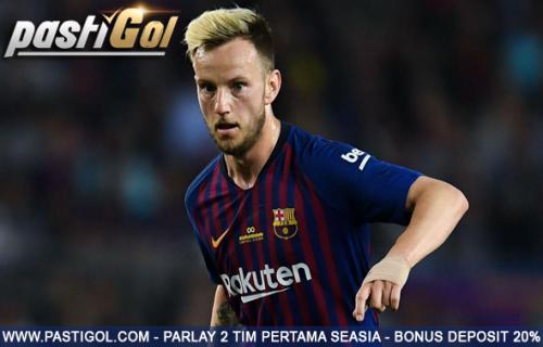 Manchester United Mulai melobi Barcelona untuk Ivan Rakitic
