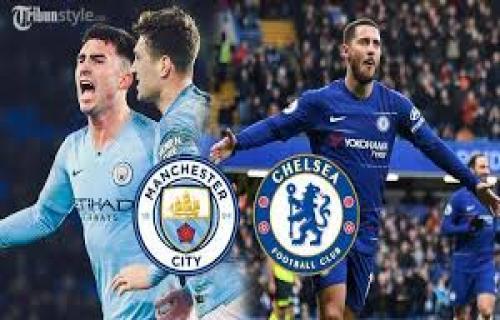 Chelsea kalah telak dari Man City