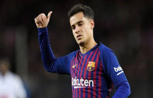 Barcelona tidak akan melepas Coutinho ke Man United