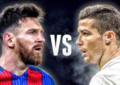 Ronaldo Tidak lebih baik dari Messi
