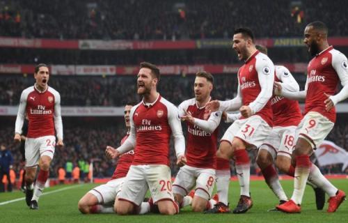 Arsenal Puas Meskipun Bermain di Liga Europa