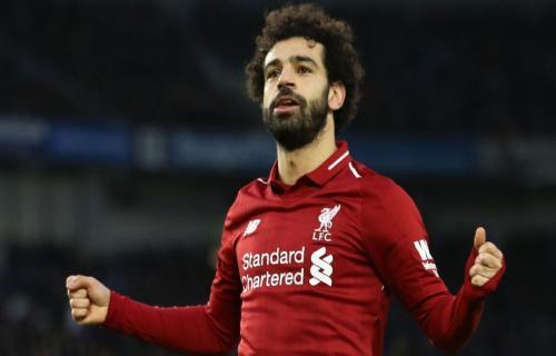 Salah Ingin Akhiri Musim Dengan Trofi Juara Premier League