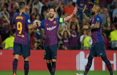 Menang dari Sevilla, Barcelona semakin kokoh di puncak klasemen