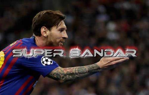 Lionel Messi tampil dengan Baik