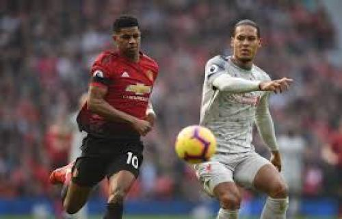 Manchester United vs Liverpool, The Reds Gagal Menang