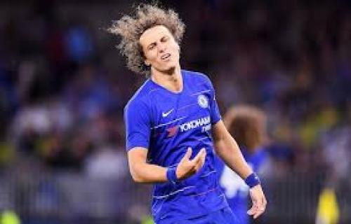David Luiz gagal eksekusi penalty