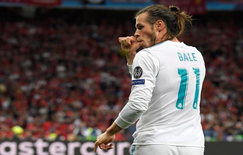 Gareth Bale Dapat Makian Dari Suporter