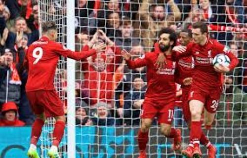 Liverpool Vs Burniey, Klopp Nilai Gol Pertama Lawan Tidak Sah