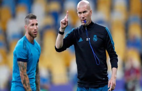 Madrid Kembali Tunjuk Zidane