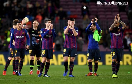 Barcelona Rasakan Dapat Tekanan