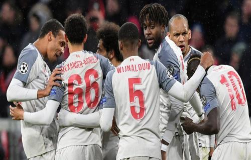Liverpool Diyakinkan bisa Juara Liga Champions Hajar Bayern Munchen
