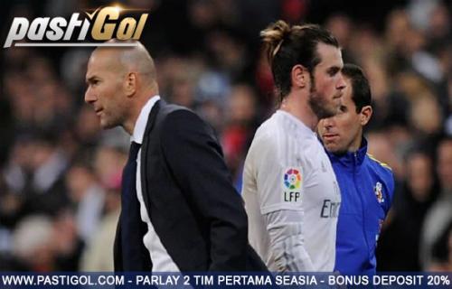 Ketidak Cocokan Zidane dan Bale Layaknya Minyak dan Air