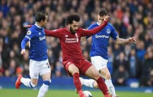 Ditahan Imbang oleh Everton, Liverpool jadi kedua di klasemen