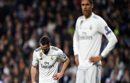 Terdepak dari Liga Champions, Real Madrid Rugi Rp 700 Miliar