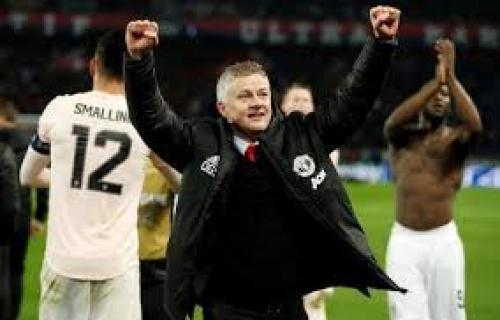 Man United Singkirkan PSG, Solskjaer Bakal Dapat Kontrak Permanen