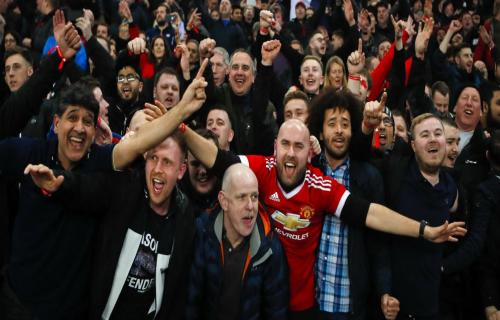 Lolos masuk ke Perempatan Final Berkat Fans