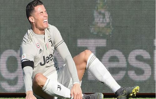 Gawat, Ronaldo Terancam Absen Main Lawan Ajax