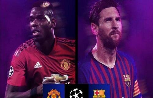 Siaran Langsung Liga Champions, Barca Vs MU, Porto Vs Liverpool