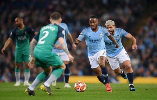 Manchester City vs Tottenham 20 April 2019