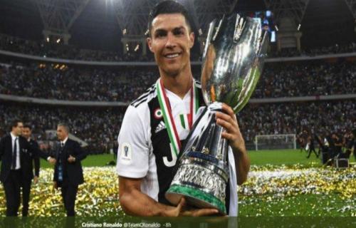 Cristiano Ronaldo Memiliki 3 Mobil Mewah
