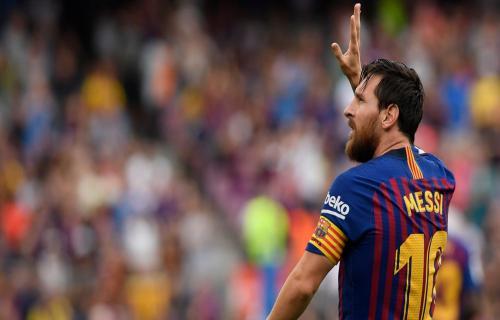 Barcelona Punya Lionel Messi , Manchester United Punya Siapa ?