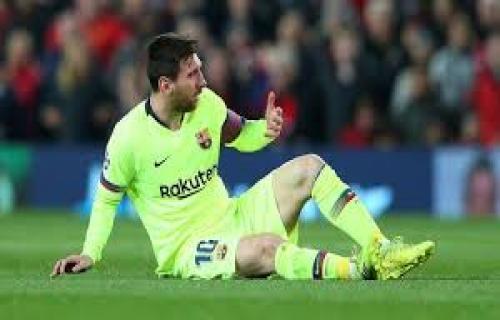 Messi Cedera, Barcelona khawatir
