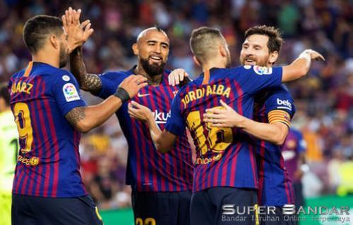 Barcelona Gagal Meraih Kemenangan Di Akhiri La Liga Musim Ini
