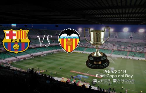 Trio Barcelona Mendapatkan Rekor Baru Jika Menjuarai Copa del Rey