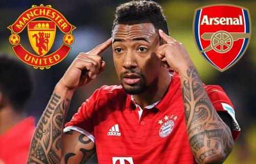 Manchester United dan Arsenal Tertarik Boyong Bek Bayern Munchen
