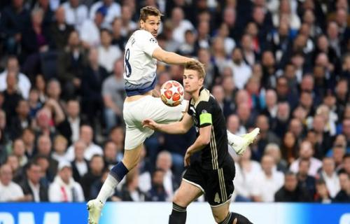 Tottenham vs Ajax Amsterdam Babak Kedua
