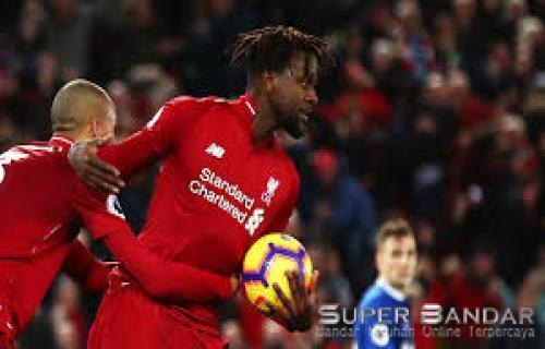Divock Origi Penentuan Untuk Kemenangan Liverpool