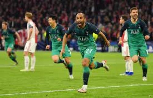 Tottenham mencetak sejarah baru dan terbaik saat mengalahkan Ajax