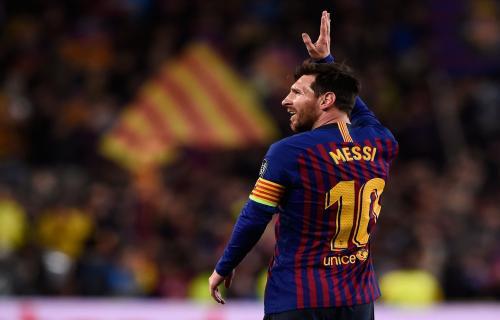 Barcelona VS Liverpool Babak Kedua 3-0