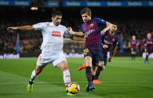Eibar vs Barcelona 19 Mei 2019