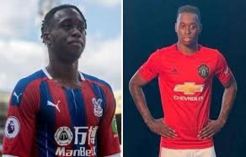 Aaron Wan-Bissaka gabung Manchester United
