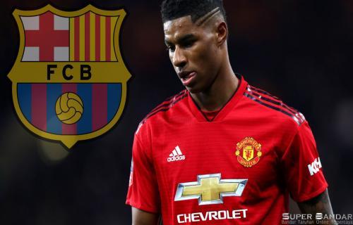 Marcus Rashford Masukkan dalam Daftar Belanja Barcelona