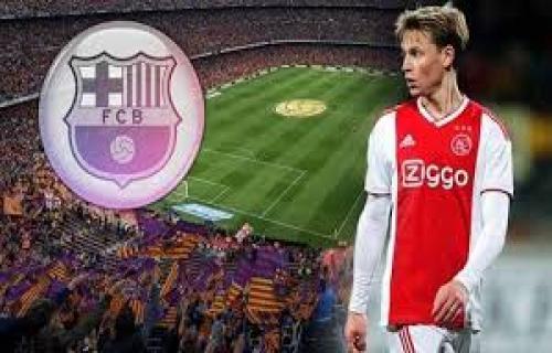 Frenkie De Jong akan Bersinar di Barcelona
