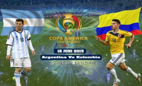 Prediksi Copa America 2019 Antara0 Argentina Vs Kolombia
