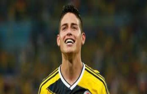 Masa depan James Rodriguez masih belum jelas di Real Madrid