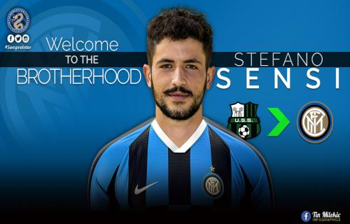 Inter Milan Resmi Rekrut Stefano Sensi