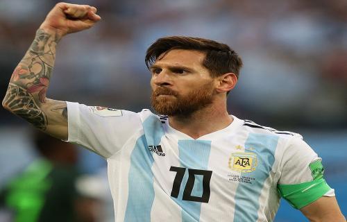Lionel Messi , Christiano Ronaldo , dan  Neymar Jr di sebut selebritas dunia