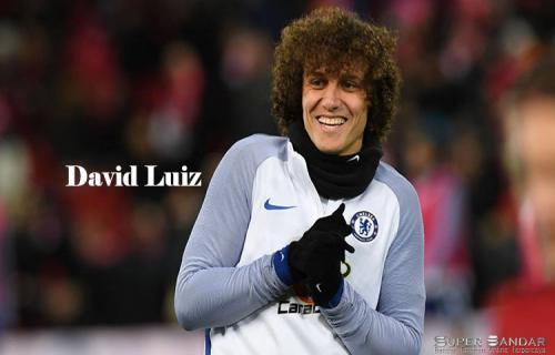 David Luiz Siap Untuk Membantu Frank Lampard Agar Chelsea Bisa Mendapatkan Kejayaannya Kembali