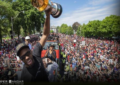 Ribuan Penduduk Kanada Merayakan Kemenangan Toronto Raptors Sebagai Juara NBA
