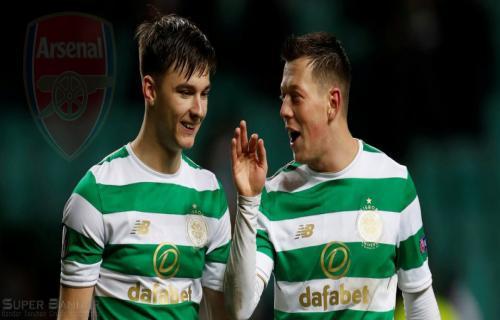 Arsenal Berhasil Mendapatkan Pemain Dari Celtic