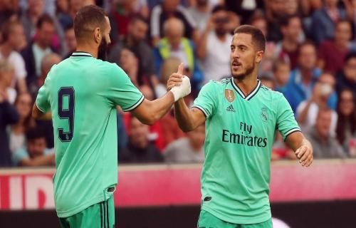 Menampung Eden Hazard, Zinedine Zidane Ikhlas Merubah Susunan Real Madrid