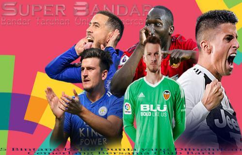 5 Bintang Kelas Dunia yang Diinginkan Cemerlang Bersama dengan Club Baru
