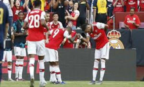 Arsenal Menang Tipis atas Burnley di Stadion Emirates