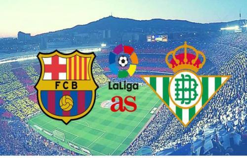 5 Bukti Yang Butuh Didapati Mendekati Barcelona Versus Real Betis, Senin 26 Agustus 2019
