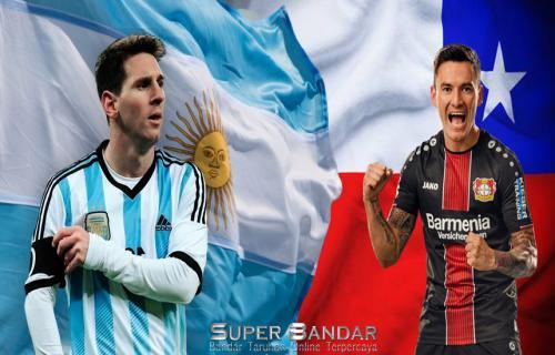 Perkiraan Prediksi Cile Vs Argentina : Uji Coba Tanpa Pemain Bintang